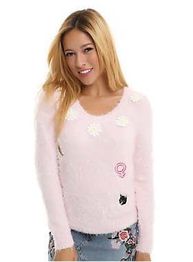 Buffy The Vampire Slayer Willow Fuzzy Sweater