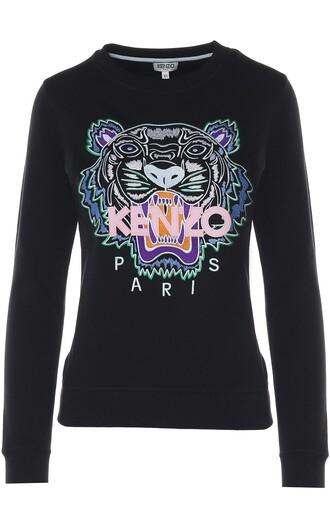 sweatshirt tiger cotton sweater
