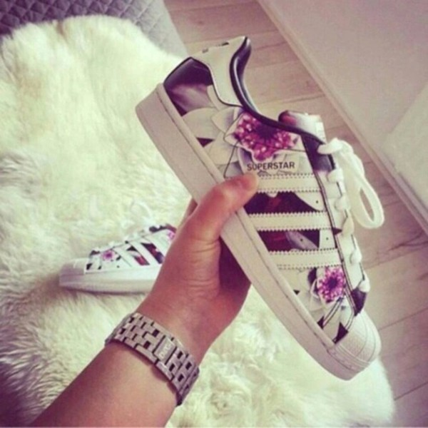 Adidas Superstar Womens Colors