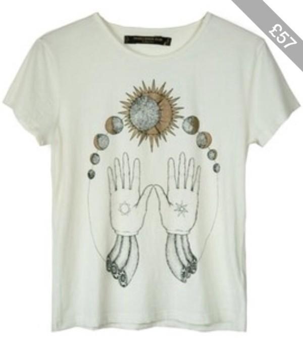 shirt hippie boho