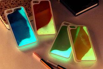 phone cover glow in the dark iphone case iphone 5 case phone iphone cover iphone