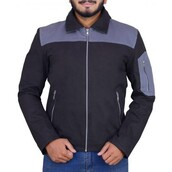 jacket,movie,xxx return of xander cage,celebrity,vin diesel,black and grey,cotton jacket,fashion,style,ootd,outfit,menswear,shopping