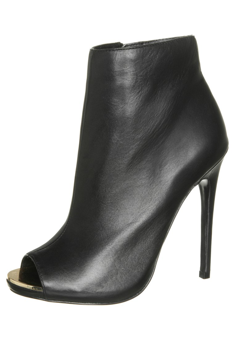 Steve Madden DIANNA - High Heel Stiefelette - black - Zalando.de