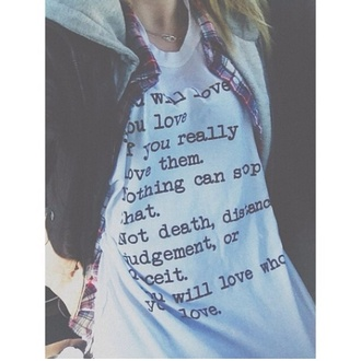 shirt quote on it blouse acacia brinley
