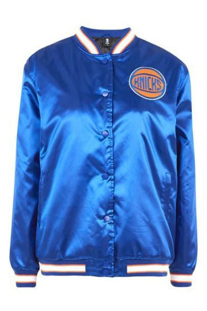 jacket new blue