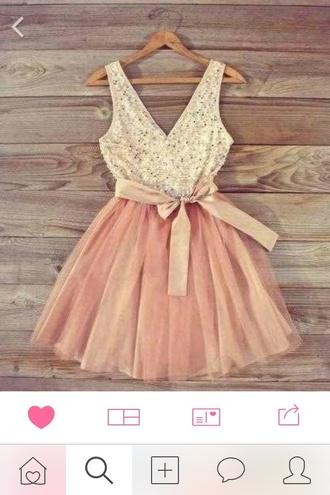 dress kleid ball gown dress glitter dress