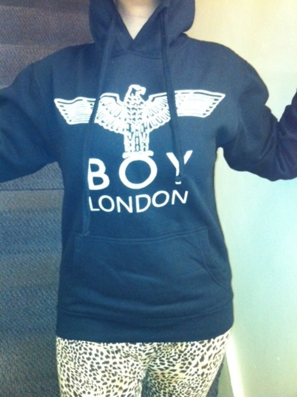 sweater london boy jumper boy london