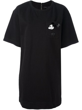 dress denim dress denim black