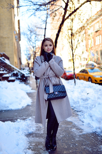 kayture coat bag shoes pants