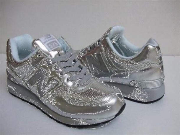 shoes new balance new balance classics silver