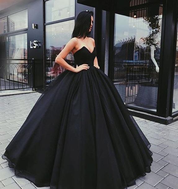 Big Prom Dresses