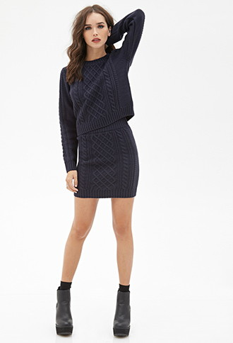 Cable Knit Sweater Forever 21 Canada