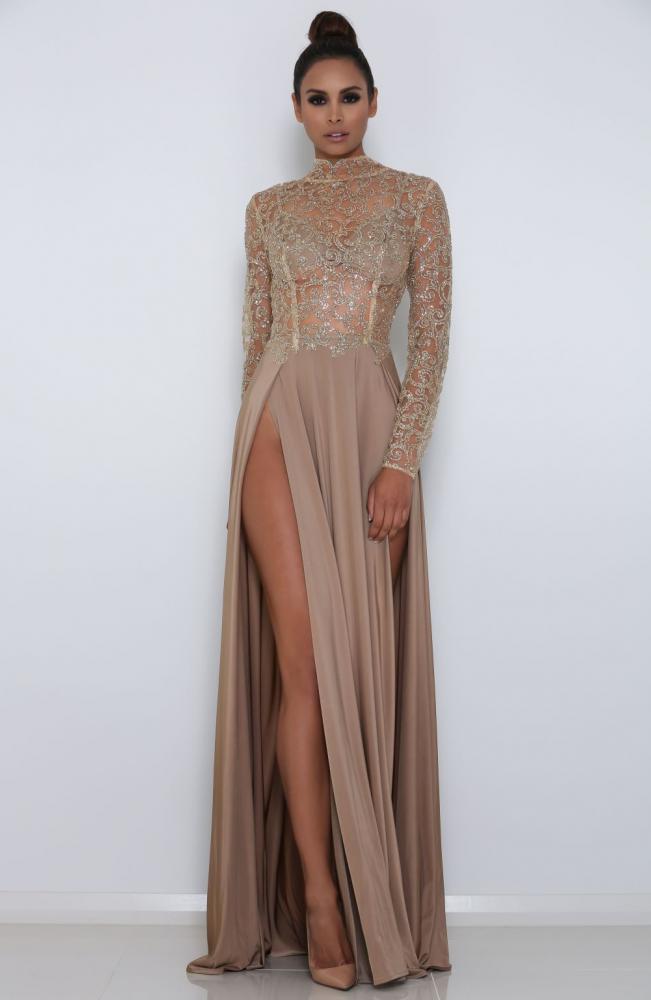 Savanna Luxe Gown