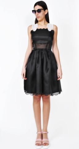 Optical illusion dress size xs