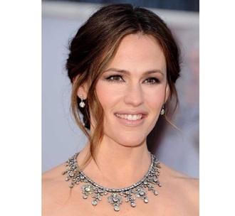 jewels celebrity statement necklace diamonds