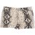 Snake Print Shorts [NCSPD0104] - $26.39 :