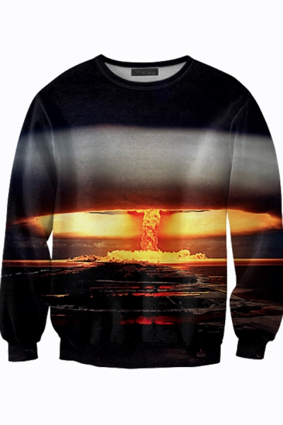 Amazing Explosion Sweatshirt - OASAP.com