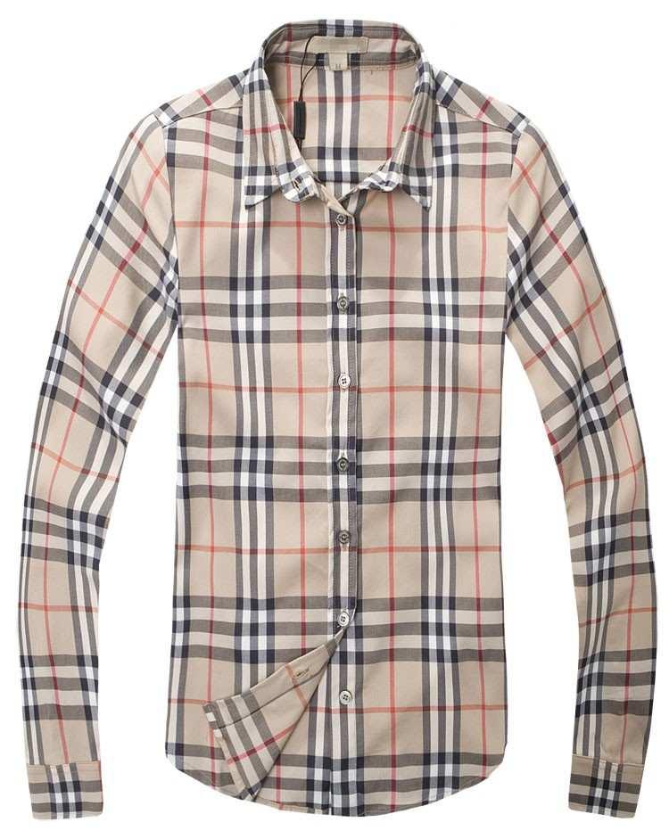 Discount Burberry Women Shirt 37051422 In London Sale