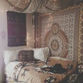 home accessory,bedding,boho,bohemian,hippie,indie,hipster,aztec,tribal pattern,quilt,pillow,tapestry