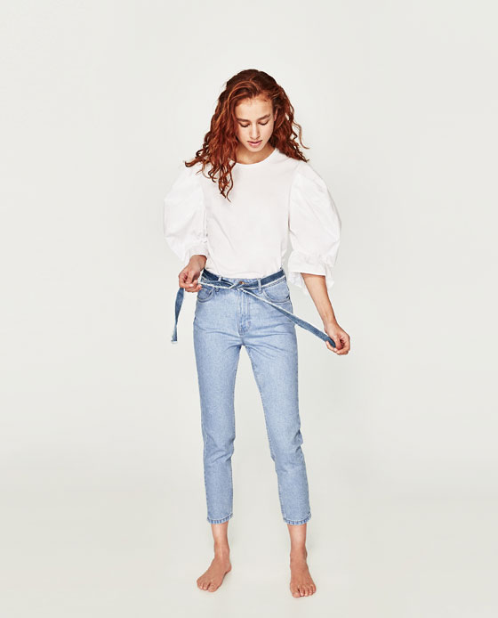 a0be77da85 HIGH - RISE MOM FIT JEANS-View All-JEANS-TRF