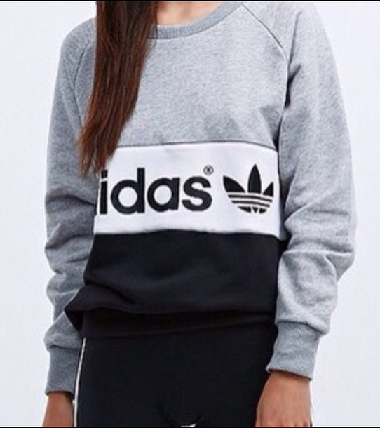 Sweater: adidas, adidas originals, adidas sweater, adidas sweats ...