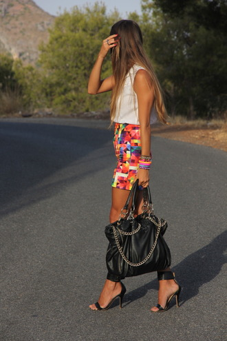 seams for a desire shirt skirt shoes bag jewels sunglasses