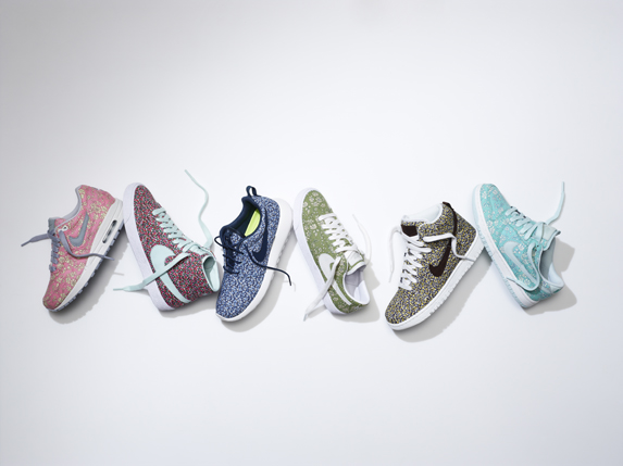 NIKEiD Liberty Collection Now Available | Nike Insider