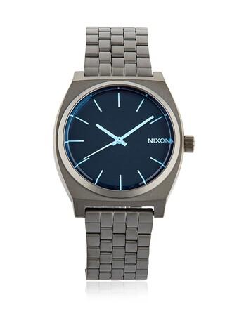 watch blue grey jewels