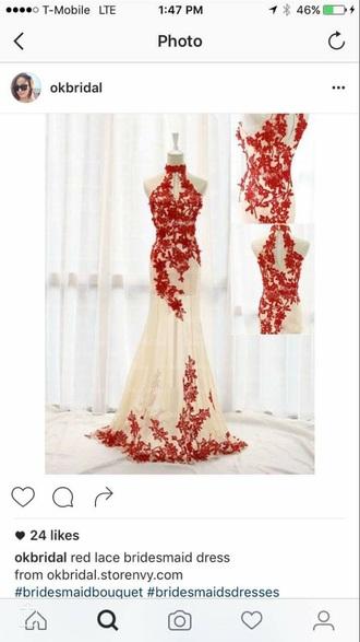 dress gown prom dress embroidered dress evening dress