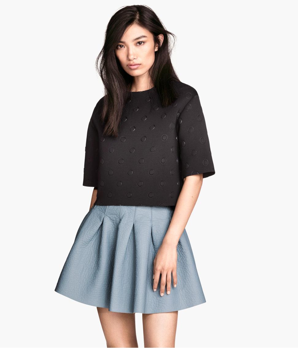 H&M Circle Skirt $49.95