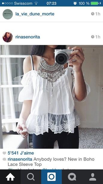 blouse jewels