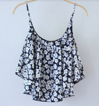 flower flowers top floral top t-shirt floral t-shirt tee-shirt floral tee-shirt vintage vintage top cute top cute t-shirt girl girly dream swag swagg swaggi swaggie swag girl