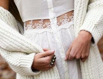 dress robe white lace dress pretty little liars