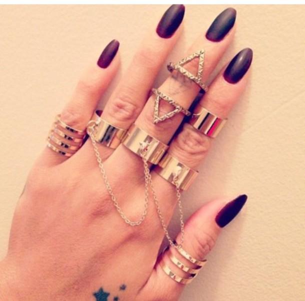 jewels nail accessories jewelry