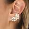 Olivia jeweled ear cuff