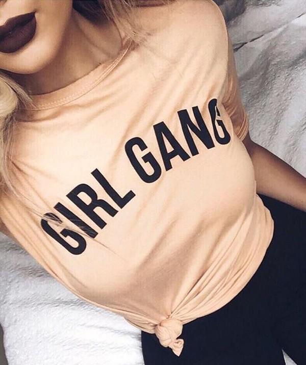shirt girl stylish
