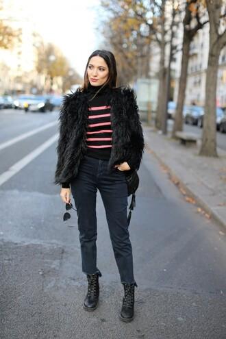 sofya benzakour knidel la couleur du moment | blog mode lifestyle voyages entre le maroc et paris blogger top jeans bag shoes sunglasses jewels