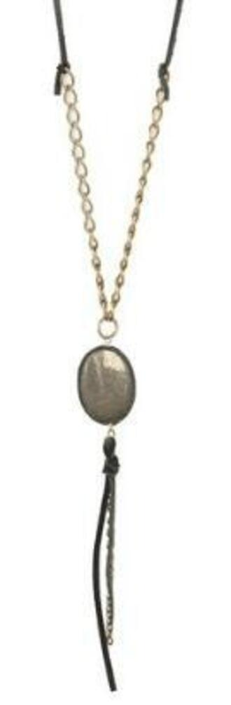 jewels stone necklace long necklace urban outfitters