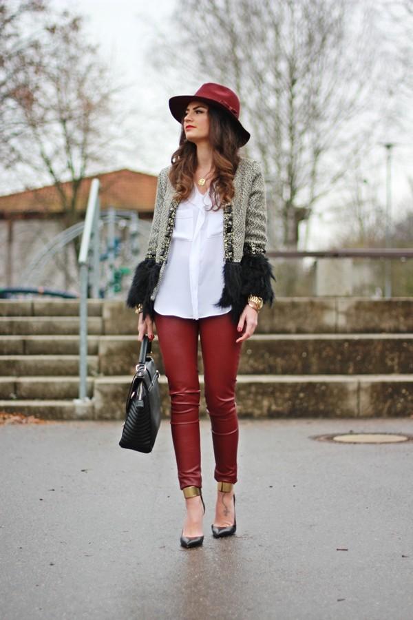 fashionhippieloves jacket blouse pants shoes bag jewels hat