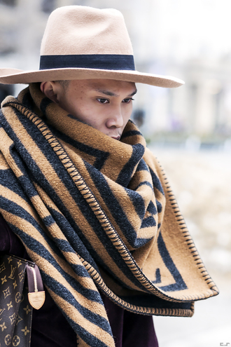 scarf big dope fashion winter outfits menswear amazing mens accessories mens knitted scarf