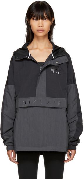 Nike jacket black
