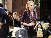 jacket,shorts,top,scarf,bag,serena van der woodsen,gossip girl,blake lively,blazer,black jeans,burgundy jacket,grey bag