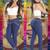 Medium Rise Skinny Tabbachi Jeans 6975 | Yallure
