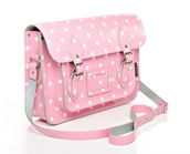 bag,pink,polka dots,kawaii,pastel
