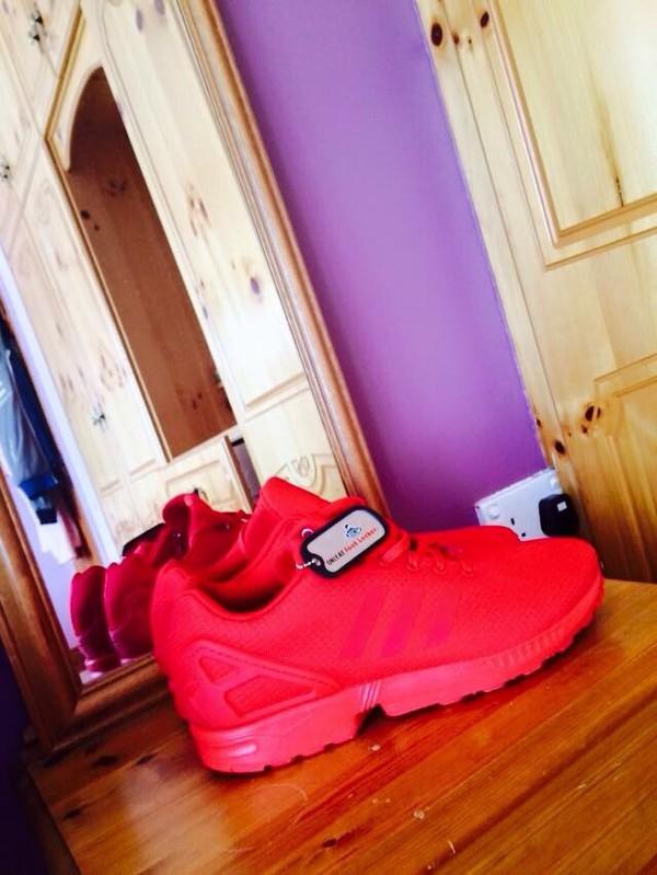 b3bc71518a0a0 wholesale adidas foot locker zx flux and veritas camo dca10 145e8   switzerland shoes adidas flux triple reds. 757bd 66b16