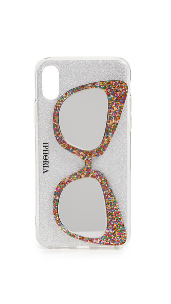 glitter iphone sunglasses