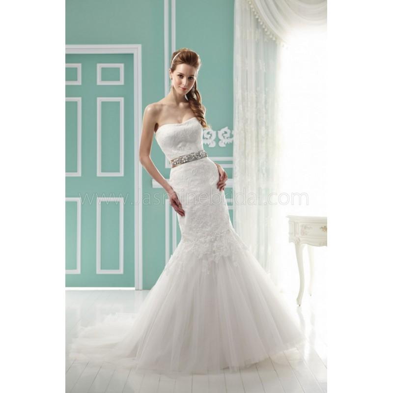 Jasmine Bridal F141071 Bridal Gown (2013) (JM12_F141071BG) - Crazy Sale Formal Dresses|Special Wedding Dresses|Unique 2017 New Style Dresses