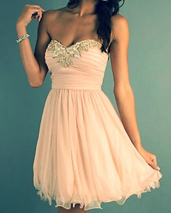 dress prom dress pink prom dress cute dress formal