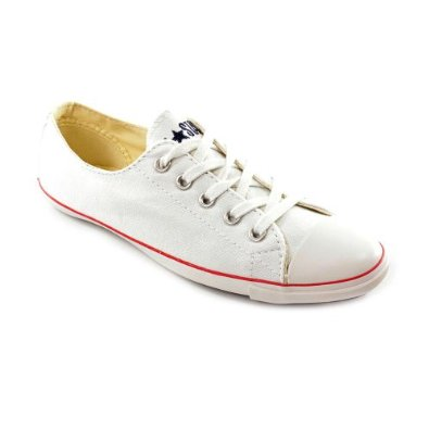 Amazon.com: Converse AS Light Ox Womens Size 10 White Leather Sneakers Shoes UK 7.5 EU 42: Fashion Sneakers: Shoes