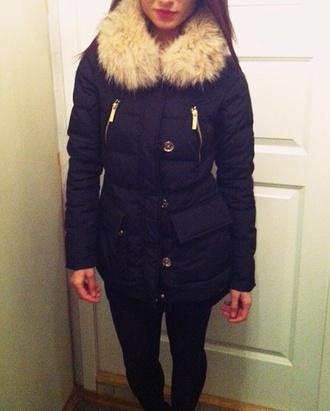 jacket michael kors winter jacket